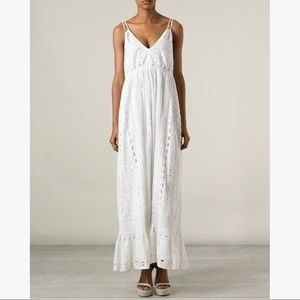 MICHAEL Michael Kors Eyelet Maxi Dress